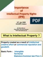 Importance_IPR_RajivBhirud.pdf