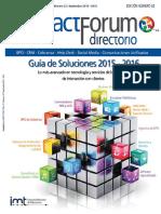 Directorio 2015 - 2016