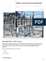 High Voltage power station design.pdf