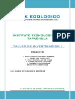 Block Ecologico