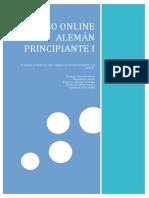 Curso Online Alemán Principiante 1