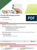ANR Delete Optimization