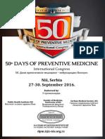50 Dani Preventivne Medicine