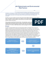 envir riskfactors determinants
