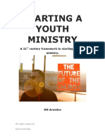 How to Start a Youth Ministry