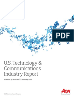 2016 Technology Industry Report