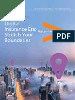 Accenture Technology Vision for Insurance 2015 Full Report POV