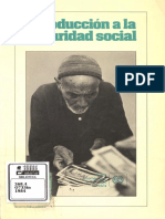 Introducción a La Seguridad Social - Oficina Internacional Del Trabajo Ginebra