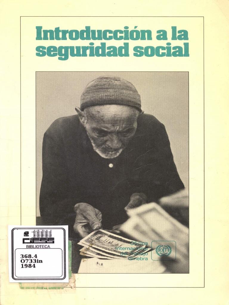 Introducción a La Seguridad Social - Oficina Internacional Del ...