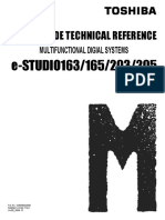 Technical Code Reference Toshiba 166