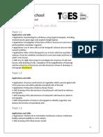ib bio skills   applications