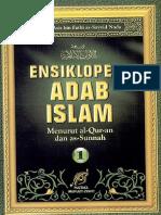 Ensiklopedi Adab Islam 1