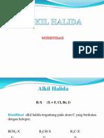 Alkil Halida - Mur