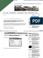 Tutorial AutoCAD Civil 3D Menghitung Volume Cut & Fill