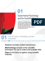 Chap 1 Introduction to Experimental Psychology