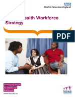 Mental Health Workforce Strategy UK