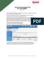 Auto Provisionierung Tiptel 30x0