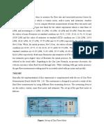 Lab Gas Flowmeter