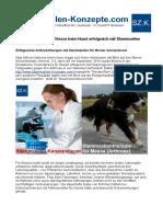 Mit Stammzellen gegen Arthrose beim Hund
