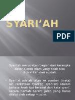 Syari'at