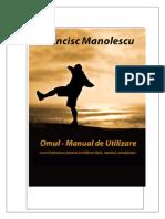 Omul-manual de utilizare Francisc Manolescu2105.pdf