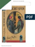 Blyton Enid Secret Seven 1 Secret Seven Edition (1949)