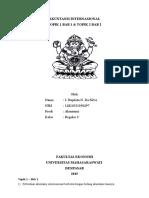 Tugas Bab 1 & 2 Akuntansi Internasional