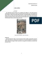 Geo5 Rock Stability