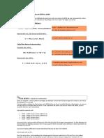 Normes Pour Calcul Des Elements de Structures en Ba