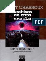 Archivos de Otros Mundos - Robert Charroux