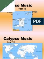 Caribbean - Calypso Music