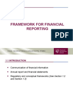Chapter 01 - Framework for Financial Reporting