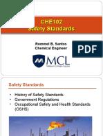 1. Safety Standards