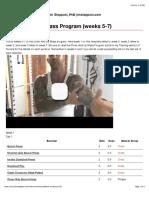 Workouts : Jim Stoppani, PhD