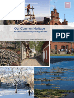 Our Common Heritage For a National World Heritage Strategy 2015–2025