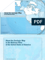 About the Geologic Map of the USA