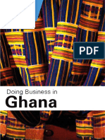 Doing Business in Ghana 2015