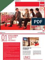 PSOE INNOVATEC Boletin Informativo N0 2010 JUN