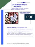 Projeção das Demonstrações Financeiras UpToDate302