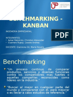 BENCHMARKING - KANBAN