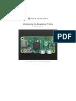 Introducing the Raspberry Pi Zero