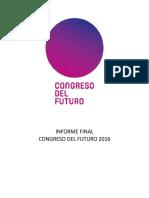 informe_Congreso sobre el Futuro 2016.pdf