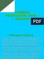 Presentacion Liquido Penetrantes RESUMEN