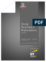 Doing Business in Maharashtra May 2014