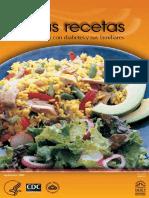 Ricas Recetas Para Personas Con Diabetes