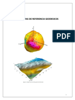 Sistema Ref Geodesica