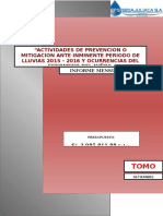 2. Caratula Del Informe