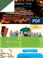 Arsitektur China