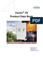 Variador Vector VII Product Data Book 11-30-11