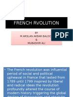 French Rvolution